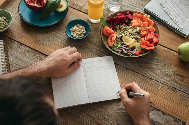 3 Expert Tips for Healthy Meal Planning